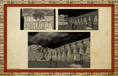 Mayan Market place developement
