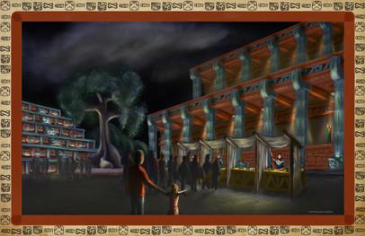 Mayan Market Place