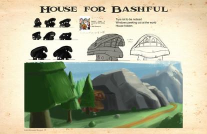 Dwarf House Development