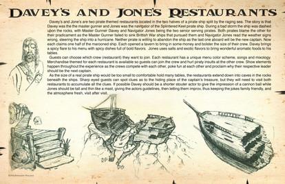 Pirate Restaurant Development