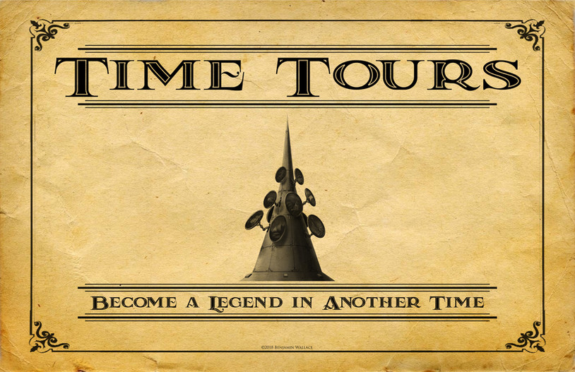 Time Tours Logo Page