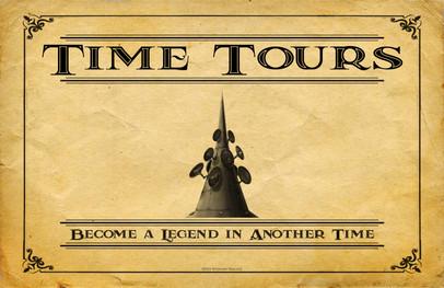 Time Tours Logo Page