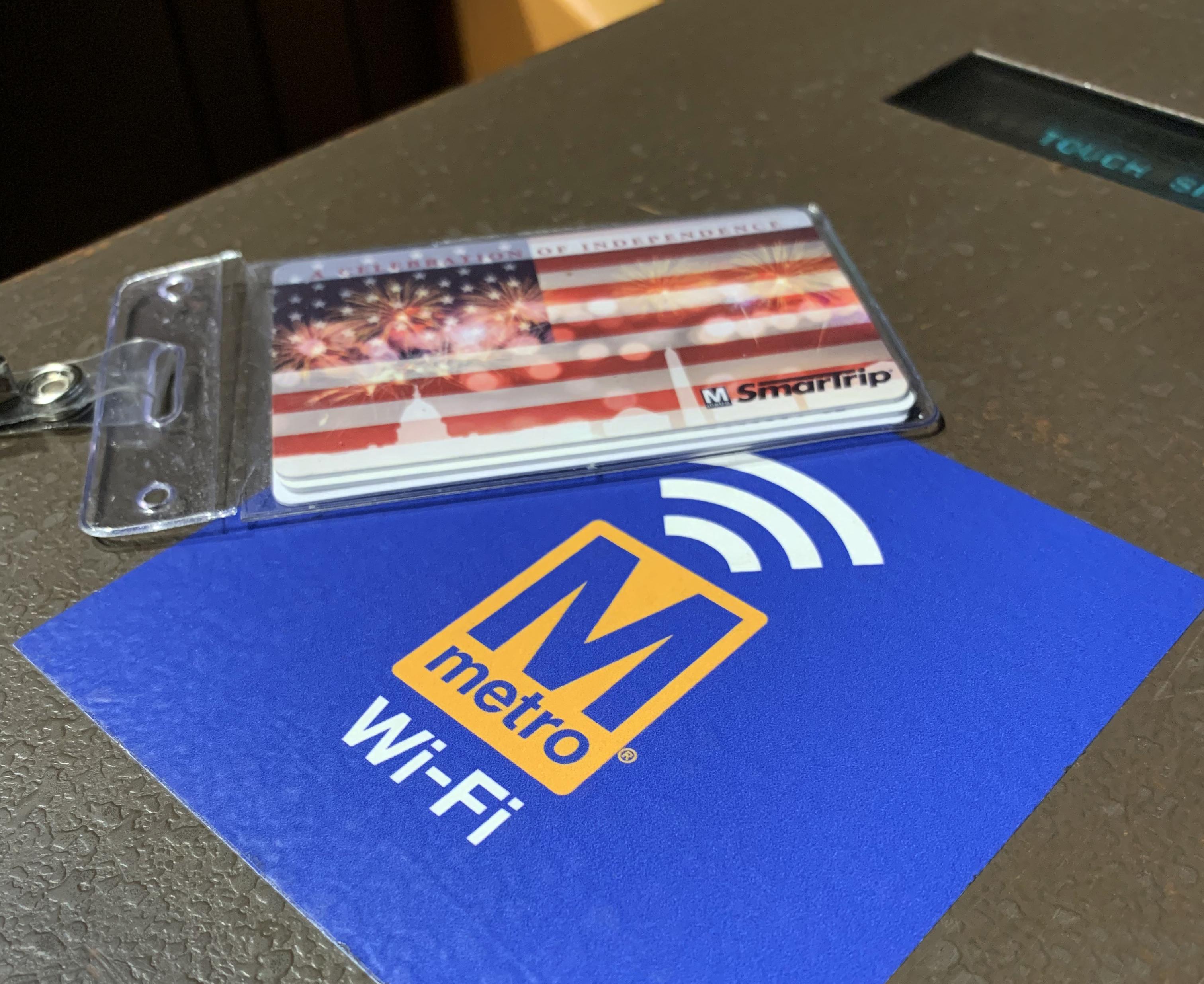 DC Metro WiFi Branding