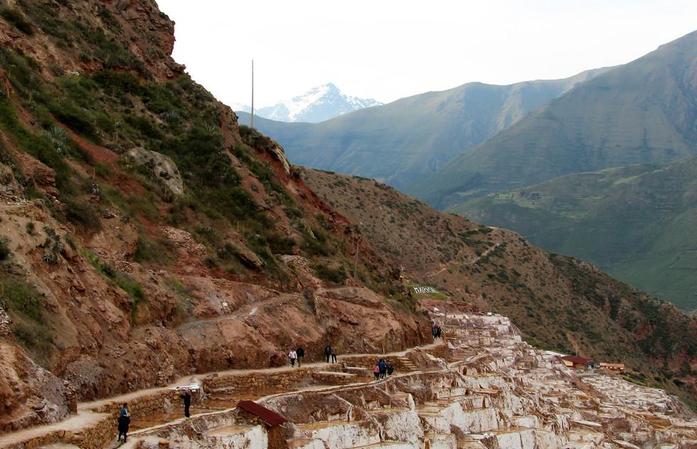 Peruvian Salt Mines
