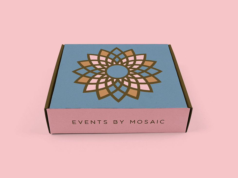 Evnts By Mosaic Packaging