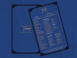 Troy's Live Music Restaurant Design