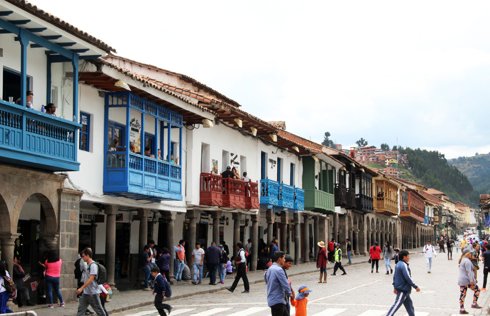 Cusco Streets 2
