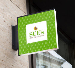 Sue's Cookie Farm Brand Development