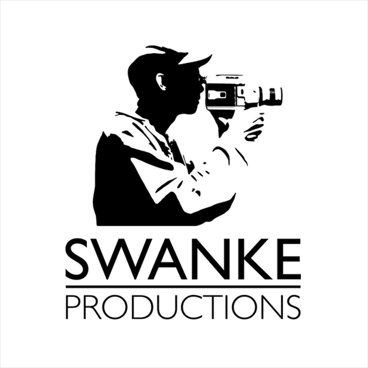 Swanke Productions Logo Design