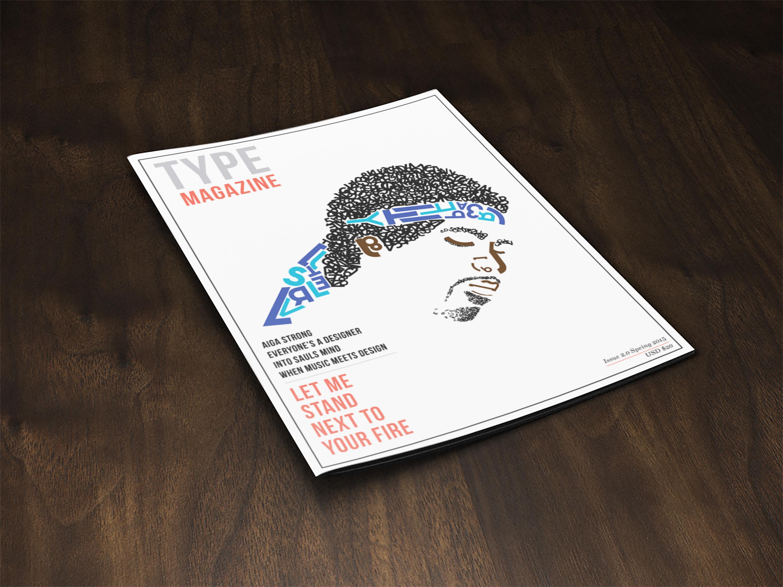 Type Mock Magazine