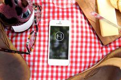 Haystack Mobiel App Design