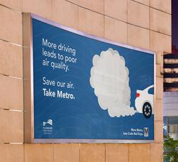 DC Metro Sustainability Ad Campaign