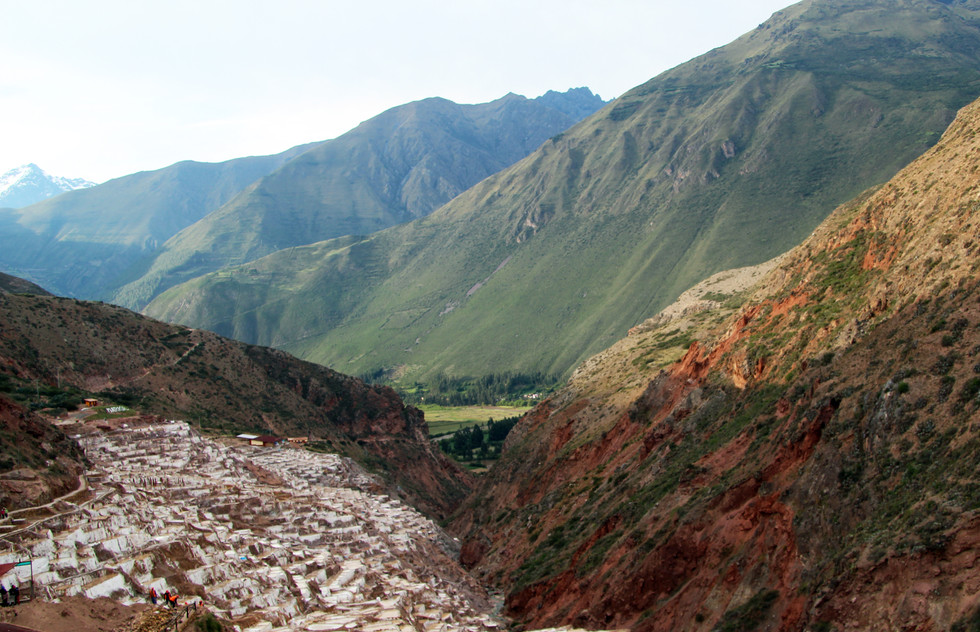 Inca Views