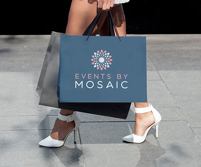 Events By Mosaic Shoppin Bag