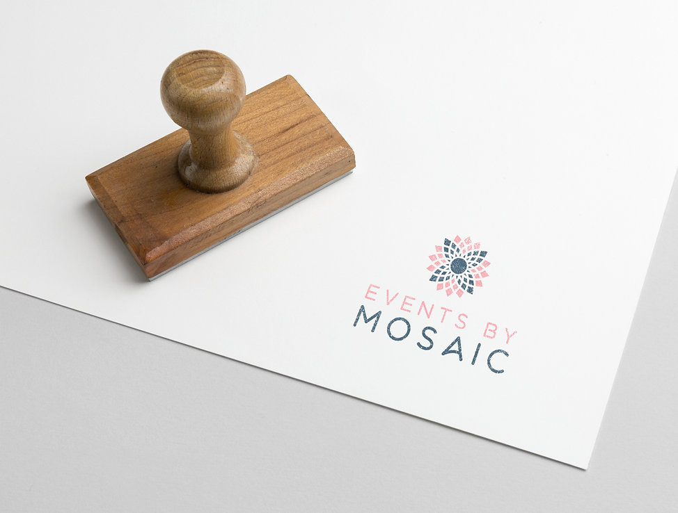 Evnts By Mosaic Stamp
