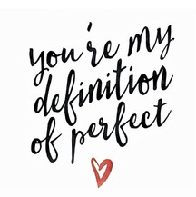 You are Perfect and Loved Before You do Anything