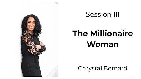 Chrystal Bernard The Millionaire Woman.j