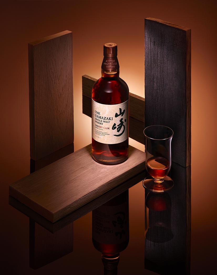 suntory whisky / benjamin hénon