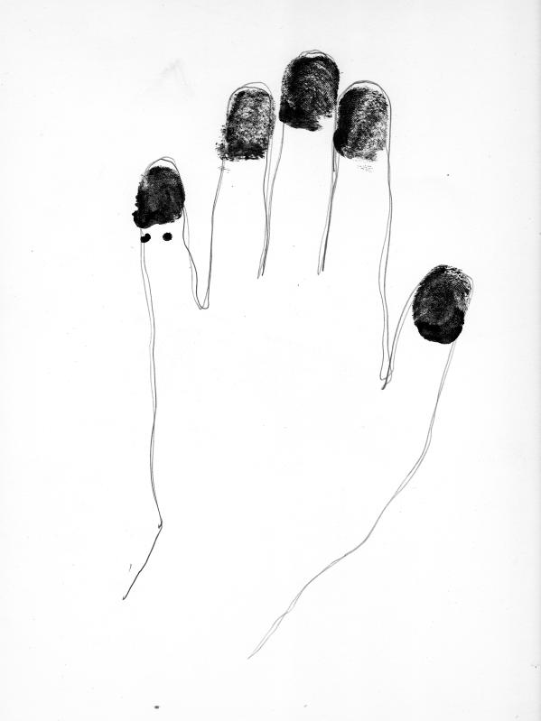 la main 01