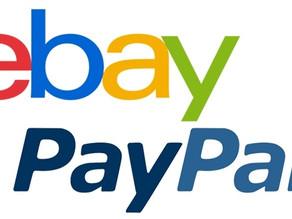 eBay: Utilisation de PayPal comme méthode de paiement sur Ebay