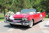1959 Cadillac (Kirmizi)