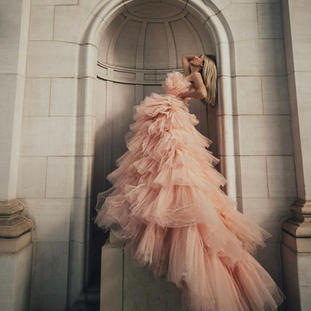The Kylie Gown
