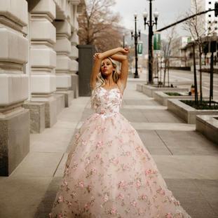 The April Dress