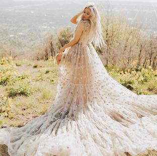 The Galaxy Dress