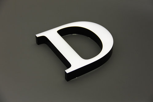 Day and Night Acrylic sign letter
