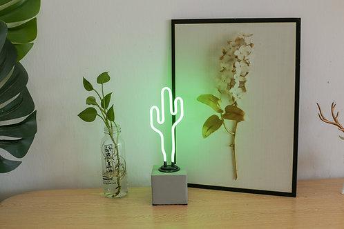desk neon light