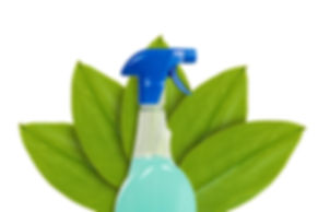 Green Cleaning London - Bottle with dete