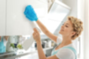 Green Cleaning London -cleaner cleaning