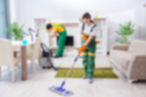 end of lease cleaning north london - Cleaning