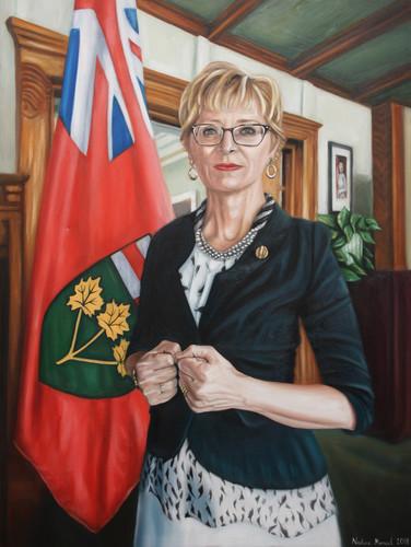 Daiene Vernile, MPP Kitchener