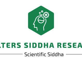 Siddha Papers - Updates
