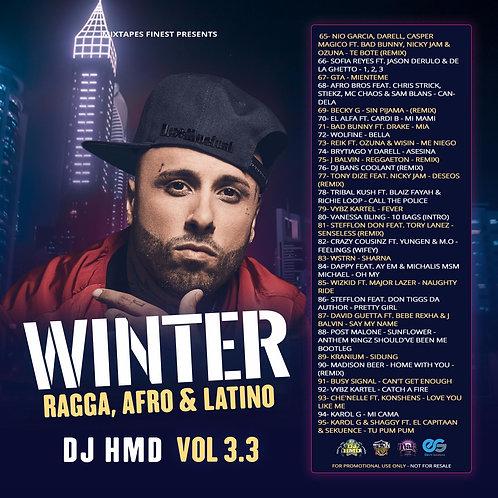 Dj HMD - Winter Edition  Vol.3.3