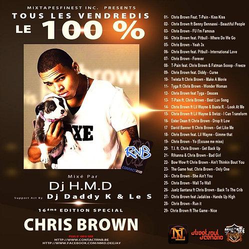 Dj HMD - Volume 16 - Chris Brown