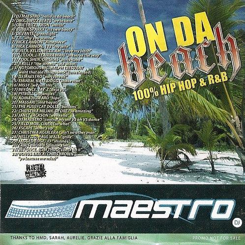 Dj Maestro - On Da Beach vol 1