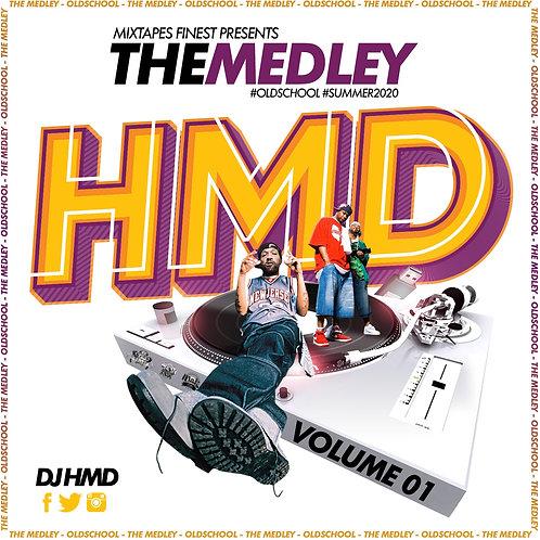 Dj HMD - Classic's Megamix 90's / 2000's Vol. 01