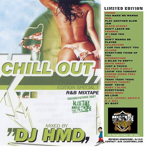 Dj HMD - Chill- Out Volume 1