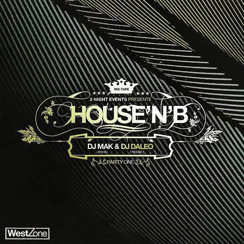 Dj Mak & Dj Daleo - House'NB Crew - Vol 01