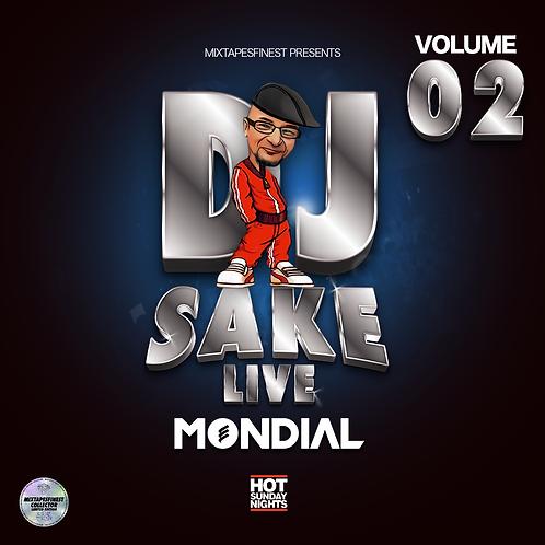 Dj Sake - Live Mondial Vol 02