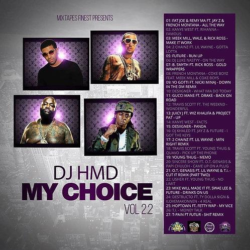 Dj HMD - My Choice Vol 2