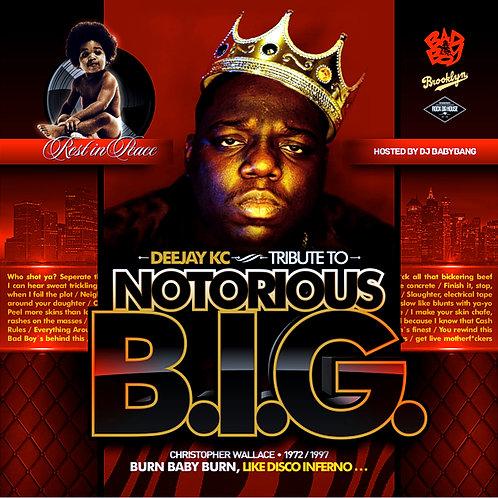 Dj KC - Special Notorious BIG