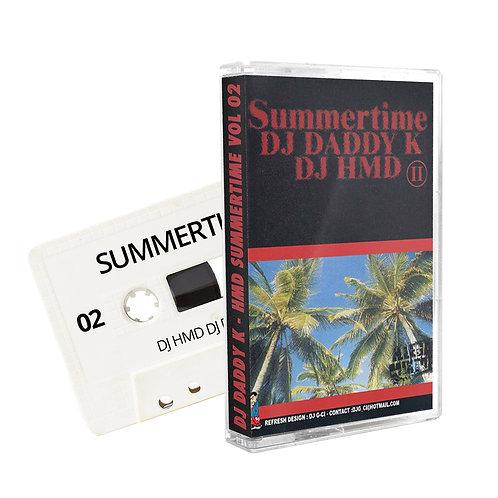 Dj Daddy K ft Dj HMD - Summertimes Vol 02 (Réédition)
