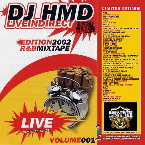 Dj HMD - Live Volume 1