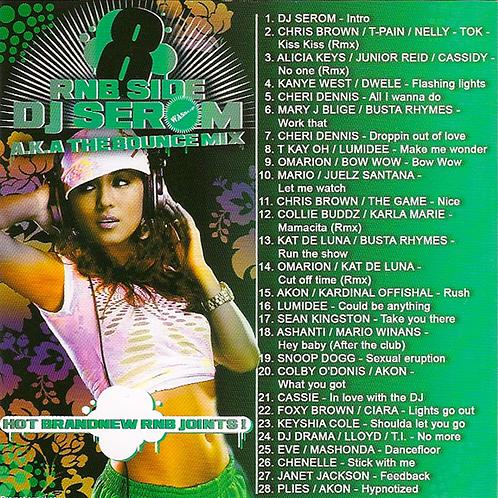 Dj Serom - Rnb Side Vol 08