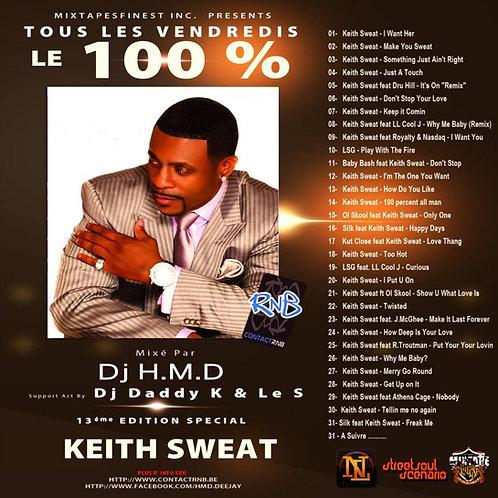Dj HMD - Volume 13 - Keith Sweat