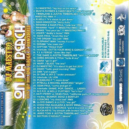 Dj Maestro - On Da Beach vol 5