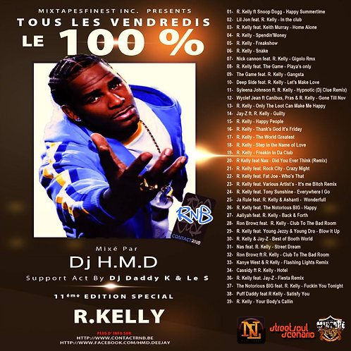 Dj HMD - Volume 11 - R. Kelly